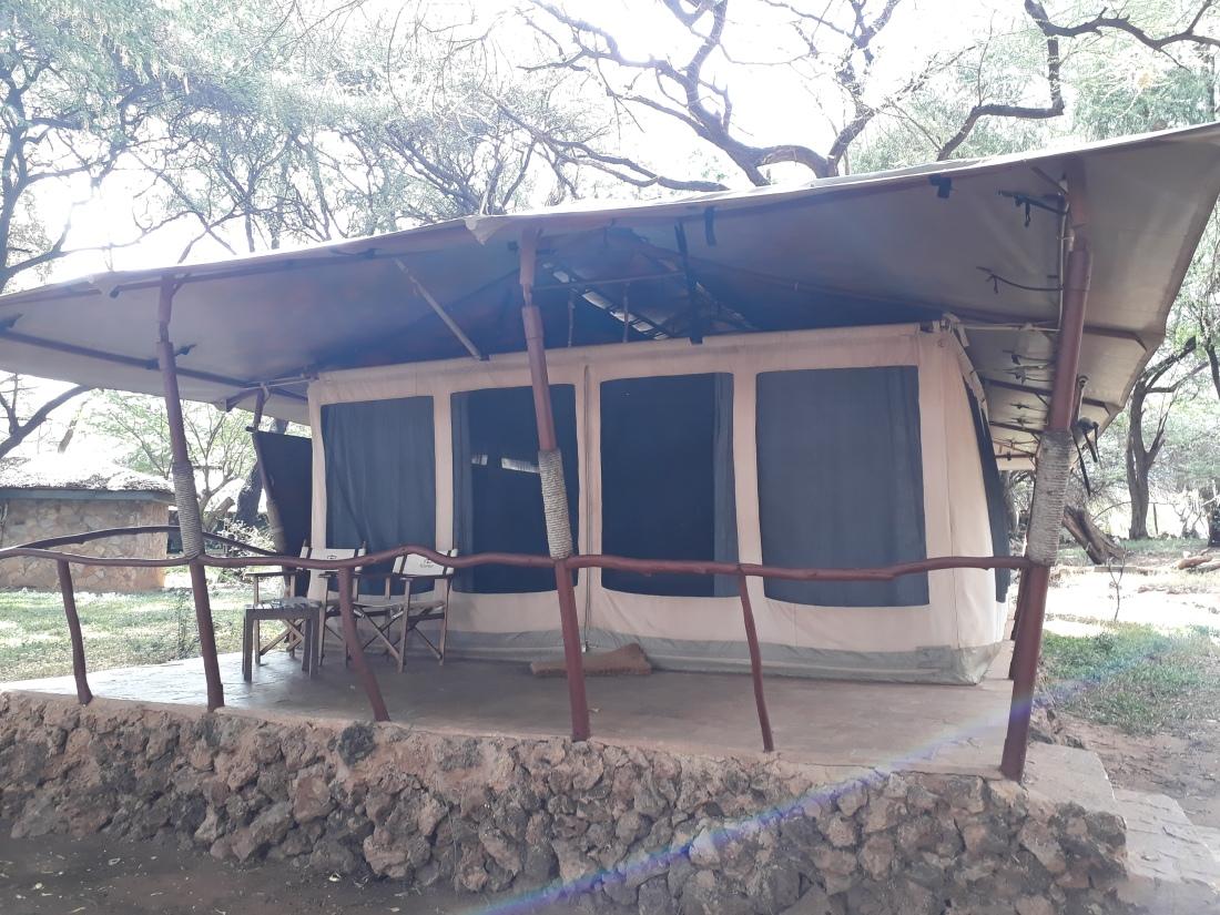 camp outside